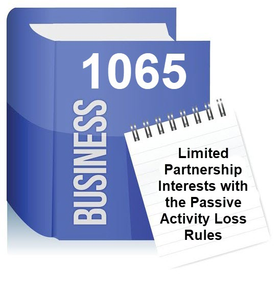 Limited Partnership Interests with the Passive Activity Loss Rules