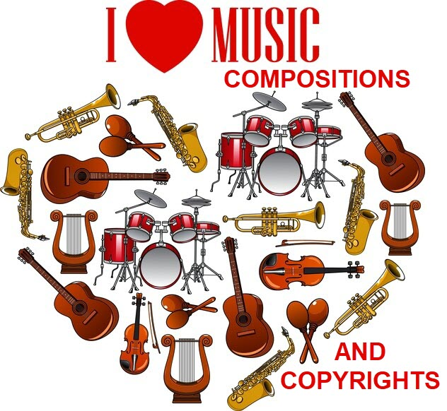 musical compositions and copyrights in musical works