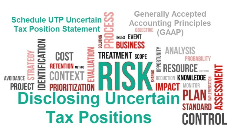 Disclosing Uncertain Tax Positions