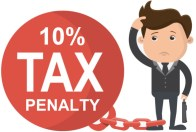 10 Percent Additional Tax Penalty