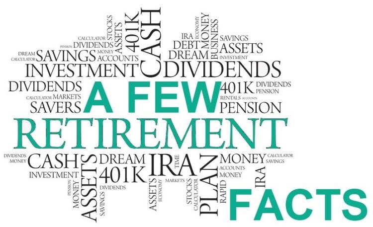 A Few Retirement Facts