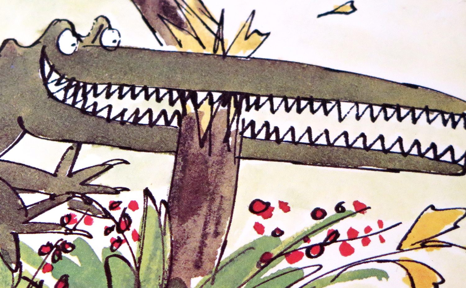 Quentin Blake Roald Dahl And The Enormous Success Of A