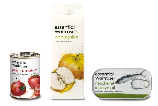 Essential Waitrose Creative Bean