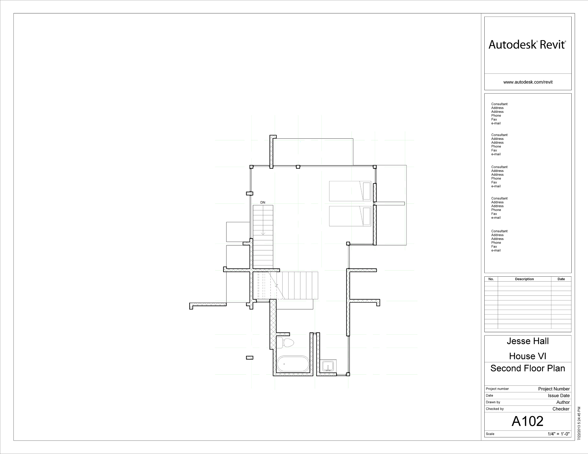 Revit Manual Samples