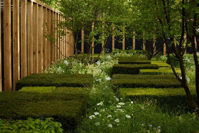 Chelsea Flower Show 2013 Bradley Hole Schoenaich Landscape
