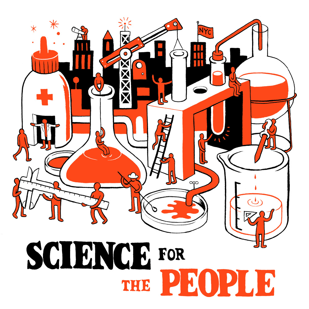 Science For The People Matteo Farinella