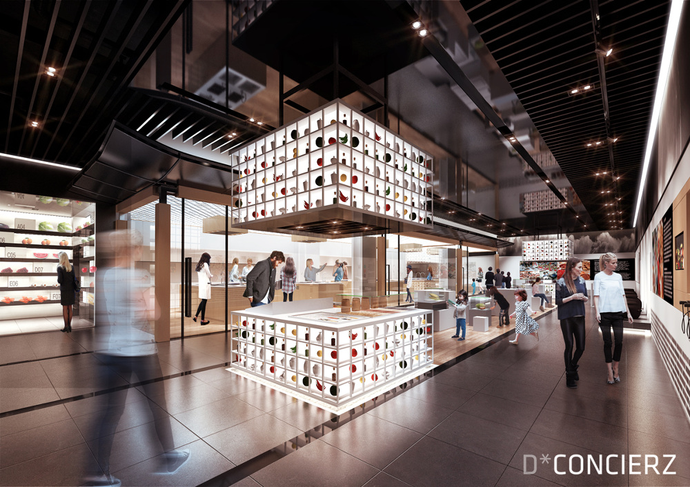 Agricultural History And Culture Exhibition Hall Proposal Dconcierz