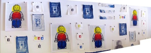 LEGO art by Matthew Ulstad