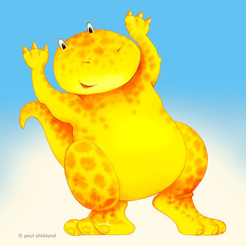 Dinosaurs Paul Stickland