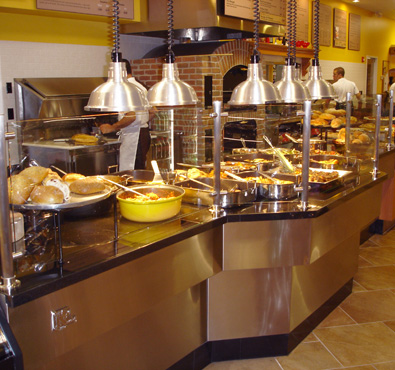 Coliseum Kitchen Eatery Mancini Architecture Pllc