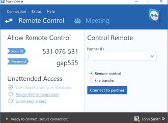 Jak ukraść hasło do Windows za pomocą TeamViewera?