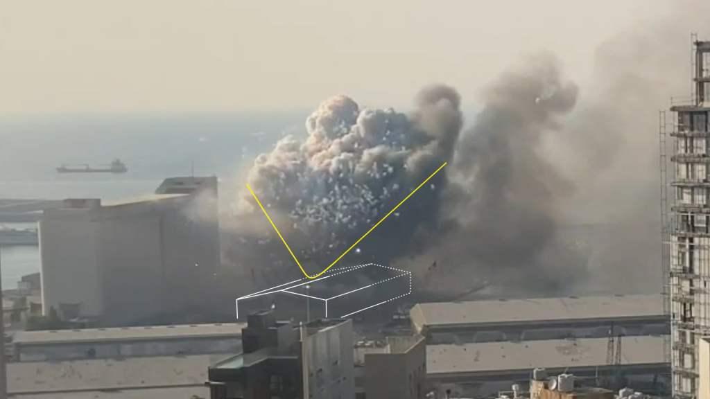 Kulisy eksplozji w Bejrucie