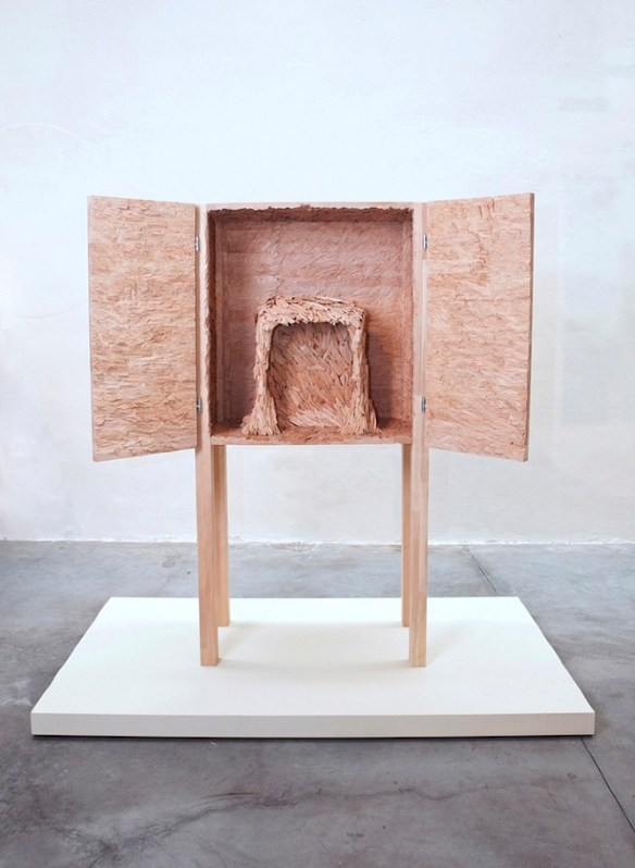 the%20closet%20and%20the%20shrine Reformed Objects by Adrien Petrucci in THISISPAPER MAGAZINE