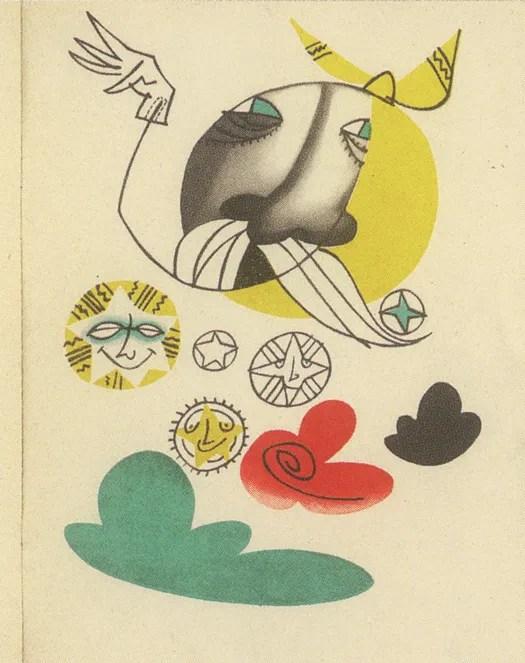 Lithuanian illustrations (c. 1947–1972) (1/6)
