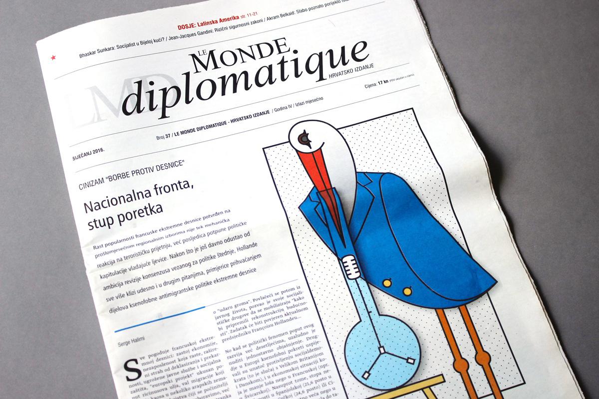 """Αποτέλεσμα εικόνας για Η""""Monde Diplomatique"""""""