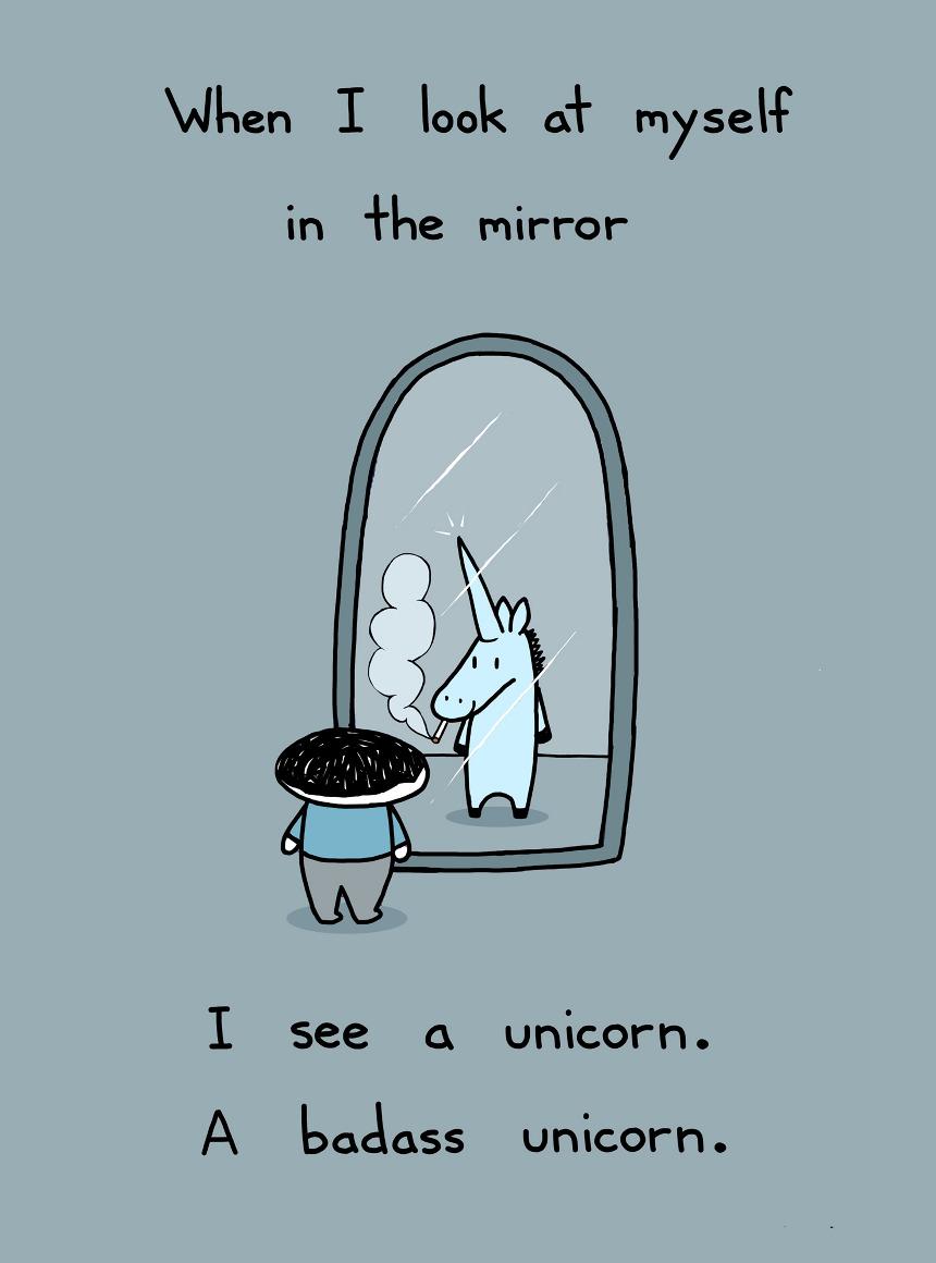Kuvahaun tulos haulle i'm a unicorn
