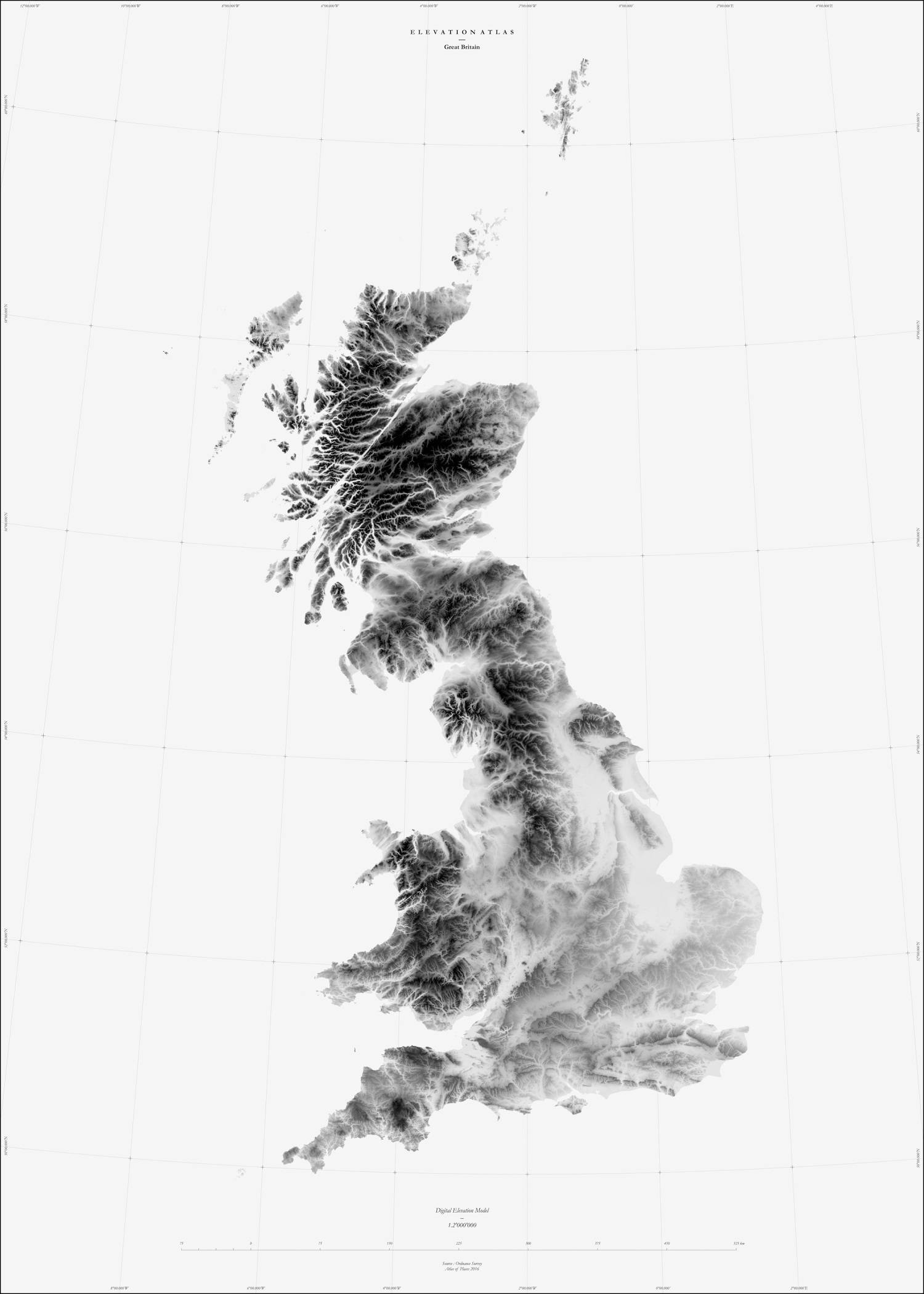 Great Britain Collection Atlas Of Places