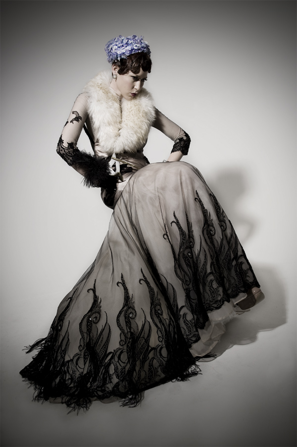 1930s Fashion Shoot Jennifer Noorbergen