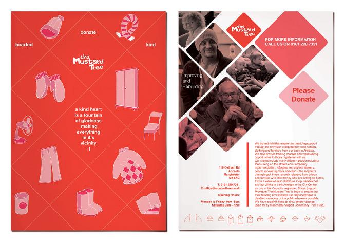 Kind Hearted Origami Leaflet Imadenothingtoday