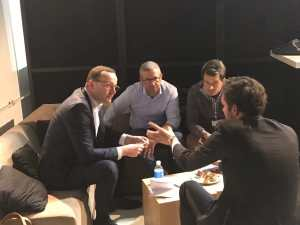 Hintergrundgespräch Jens Spahn hubconference
