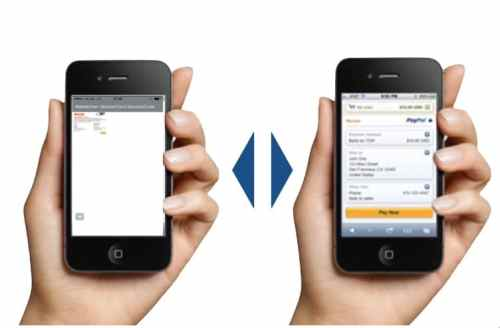 Handel hat sich längst mobil optimiert, Paymentmethoden und Banken hecheln dagegen eher schlecht als recht hinterher