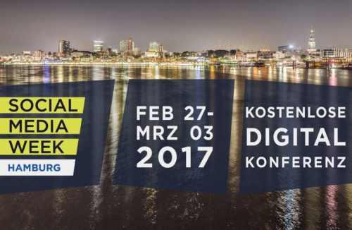 Das Ratpack on Stage auf der Social Media Week Hamburg