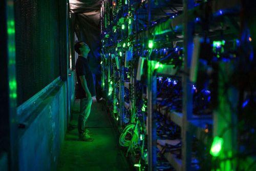 Mining - Die Schaufeln des Crypto Rausches