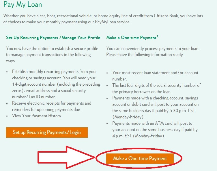 Citizens Bank Home Equity Loan Calculator | Taraba Home Review