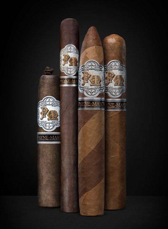 Reserva Selecta Combination includes Ropito Porcino,Double Corona #4, Torpedo Barber, Robusto Maestro #3