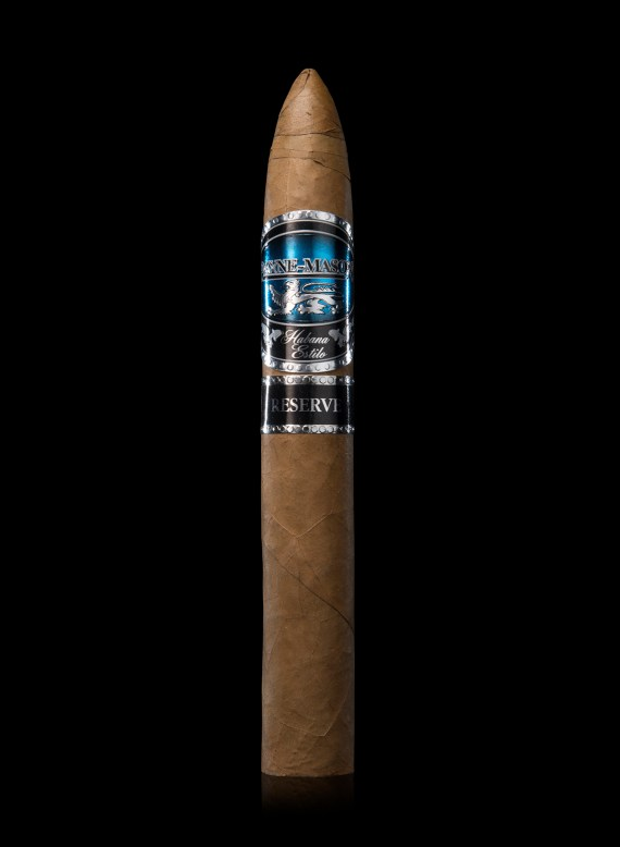 A 5 year aged Connecticut Natural Shade wrapper gives this premium cigar it's silky smooth flavor.