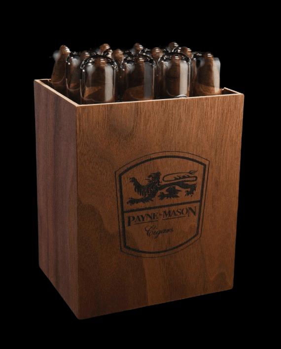 PAYNE-MASON CUSTOM 12 COUNT BOX