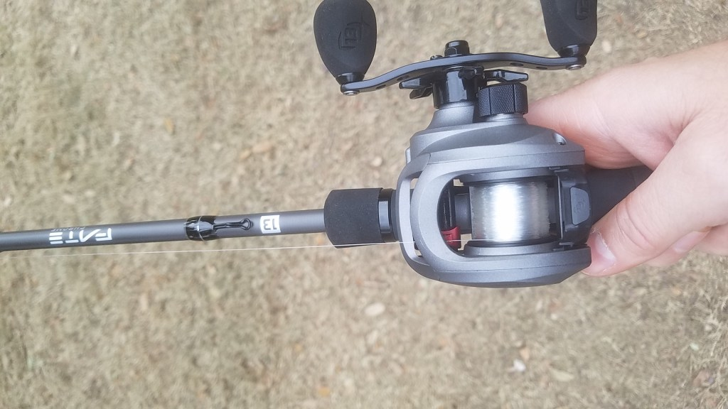 13 Fishing Inception Review Payne Outdoors Chris Payne