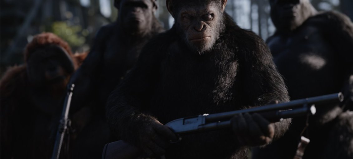 War for the Planet of the Apes