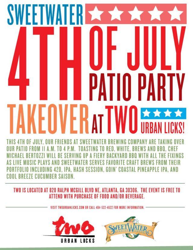 4th of July Atlanta
