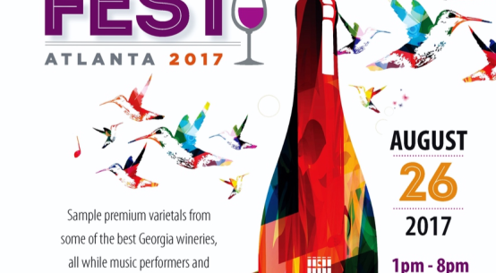 Wine Fest Atlanta 2017