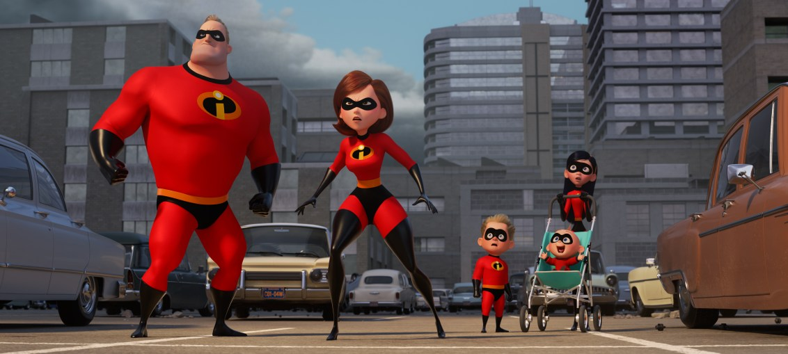 Incredibles 2 Sneak Peek