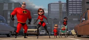 Incredibles 2 Sneak Peek