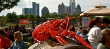 Oyster Crawfish Festival