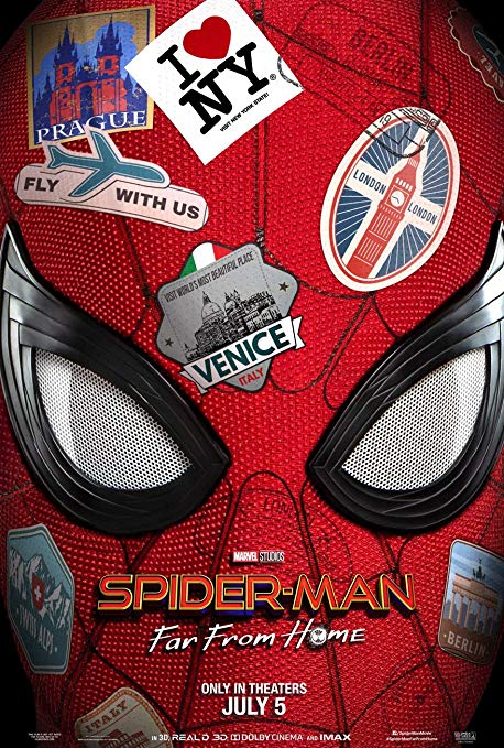 Spider-Man Far From Home Atlanta Screening