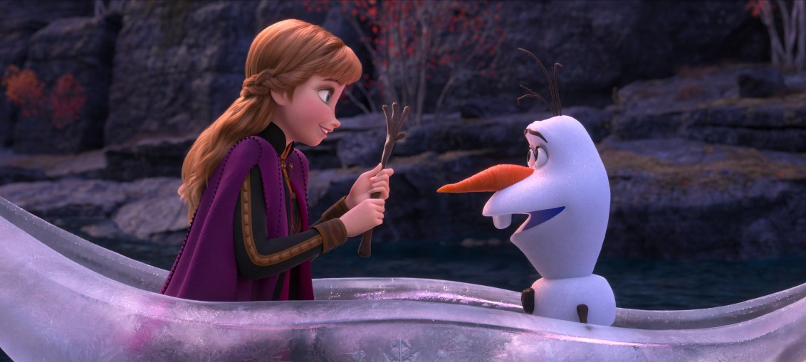 Frozen 2 Official Trailer
