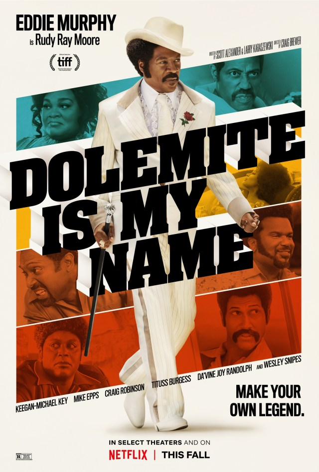Dolemite Is My Name Official Trailer