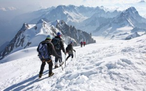 Randonnée tour du Mont Blanc