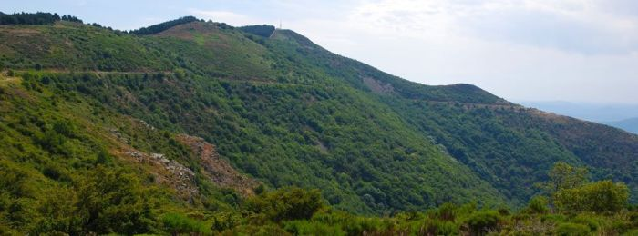 Col de la Font – commune de Melagues