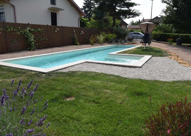 piscine sur mesure et amenagement