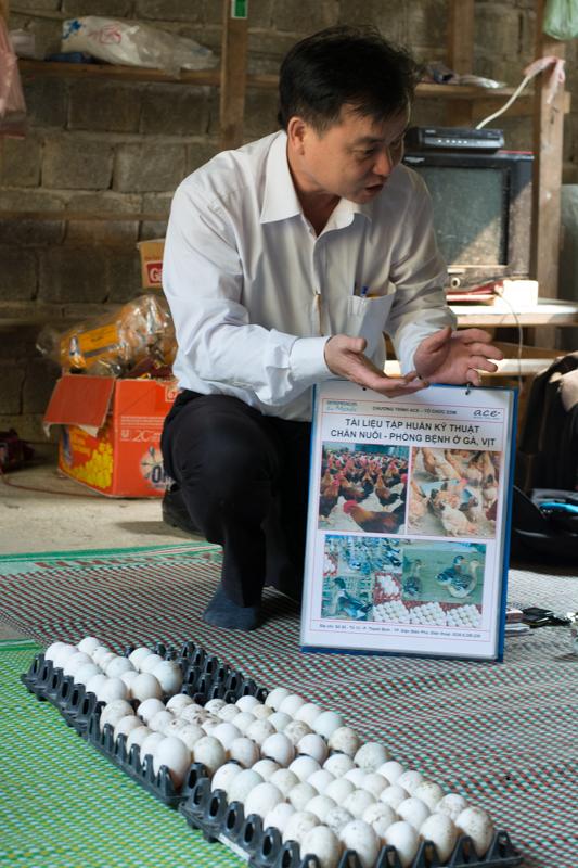 Formation volailles avec Entrepreneurs du Monde  - http://paysansdavenir.com/entrepreneurs-du-monde-region-de-dien-bien-commune-de-na-thau-groupement-de-productrices-de-canard/