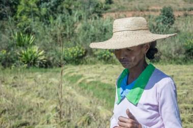 Suzanne, agricultrice et institutrice prête à tout pour prouver la valeur des femmes !