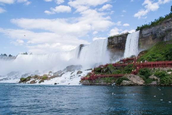 Chutes du Niagara !