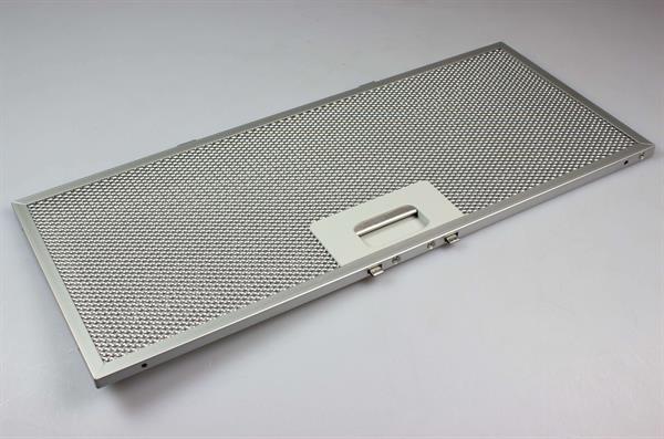 filtre metallique silverline hotte