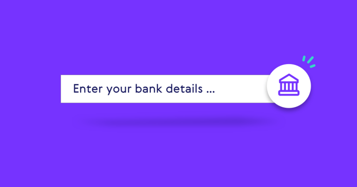 what bank details are needed to send money? | paysend
