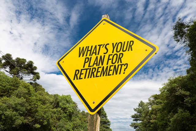Retire from the things you don't like to do